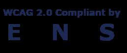 WCAG compliant logo